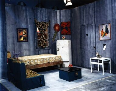 Luis Molina-Pantin, 'Scenery V (Rancho)', 1997