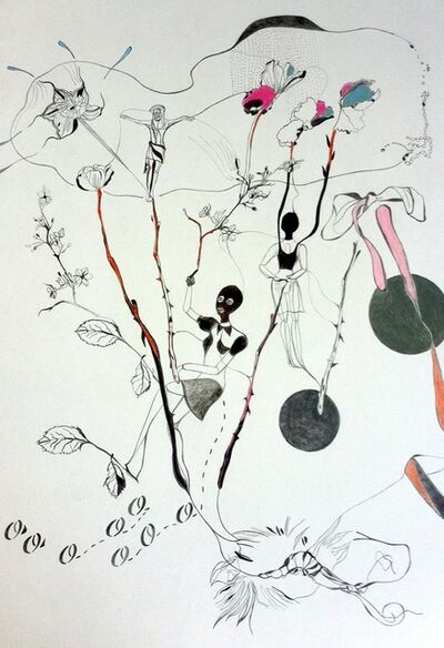 Emily Kocken, 'Opheliad'
