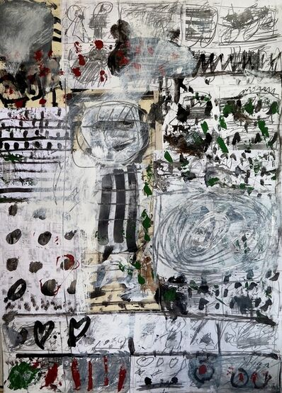 Vigintas Stankus, 'Collage III', 2015