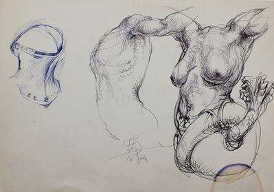 Franciszek Starowieyski, 'Nudes', 1979