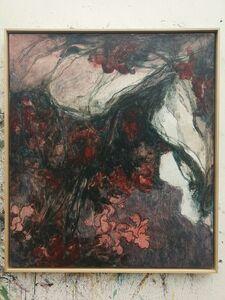 Wang Yabin, '花Flower', 2017