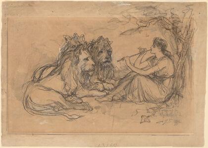 Frederick Stuart Church, 'Idyll', 1886