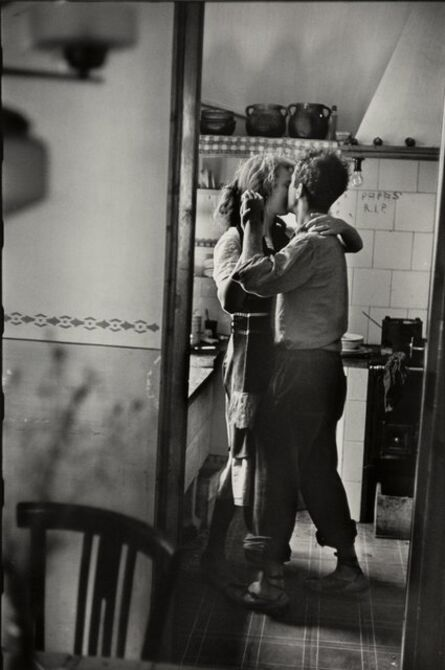 Elliott Erwitt, 'Valencia, Spain (Robert and Mary Frank Dancing)', 1952-printed later