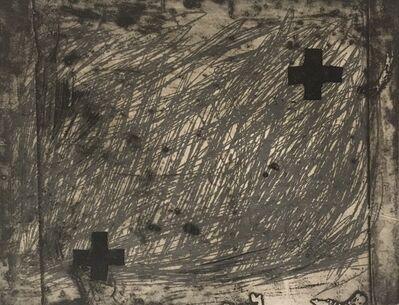 Antoni Tàpies, 'Double dépendance I ', 1984