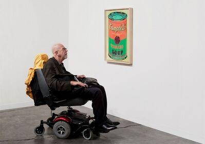 Andy Freeberg, 'Gagosian, Chuck Close and Andy Warhol, Art Basel', 2010