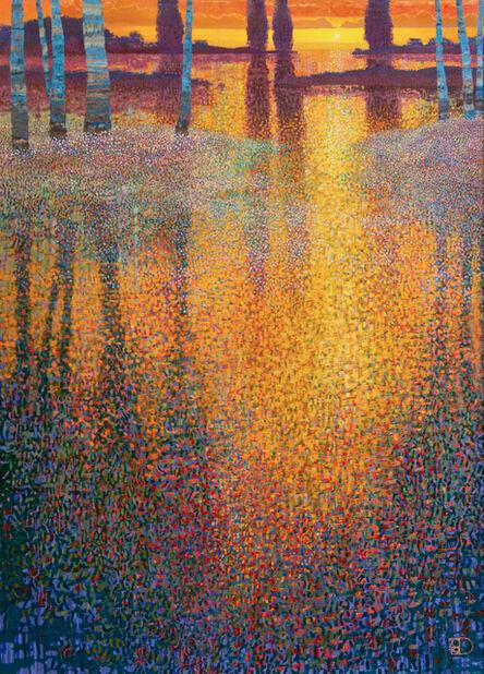 Ton Dubbeldam, 'The Golden Hour', 2019