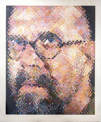 Chuck Close, 'Self-Portrait, 2000', 2000