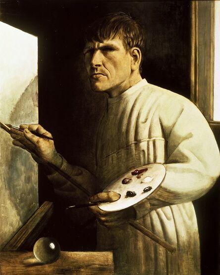 Otto Dix, 'Self Portrait', 1931