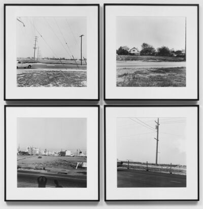 Ed Ruscha, 'Vacant Lots Portfolio', 1970