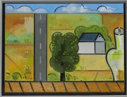 Richard Thompson, 'Little Stillness - Roadside'