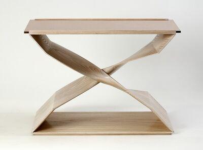 Carol Egan, 'Sculptural Hand Carved Side Table', 2014