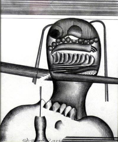 Eugene James Martin, 'A Loaded Mind', 1977