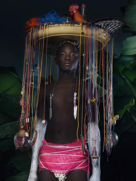 Namsa Leuba, 'Azaca', 2017
