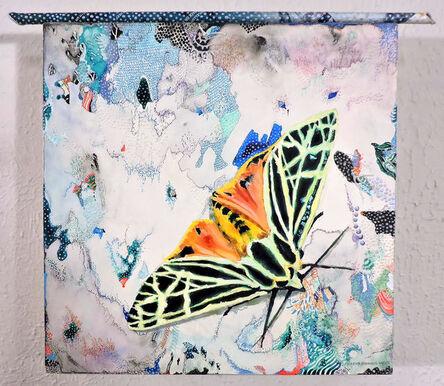 Kathy Robinson-Hays, 'Tiger Moth', 2015