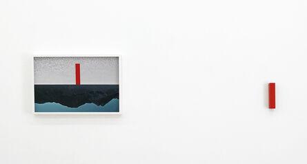 Fabian Albertini, 'Seguindo uma Linha', 2017