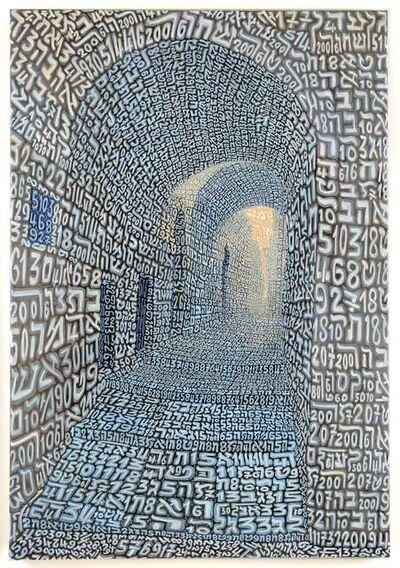 Tobia Rava, 'Vela di ascolta la luce', 2009