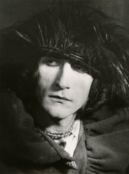 Man Ray, 'Rose Selavy', 1921