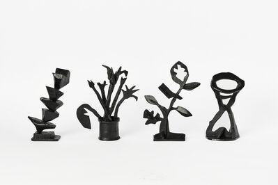 William Kentridge, 'Quartet (Garden)', 2020