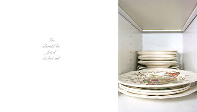 Anna Fox, 'My Mother's Cupboards and My Father's Words (09)', 1999