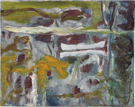 Peter Doig, 'White Canoe (version)', 1993