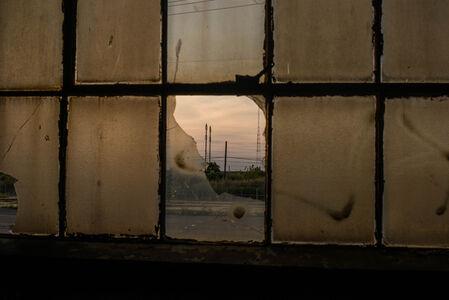 Joan Lemler, 'Broken Glass'