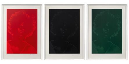 Lyle Ashton Harris, 'Untitled (Triptych) ', 2014