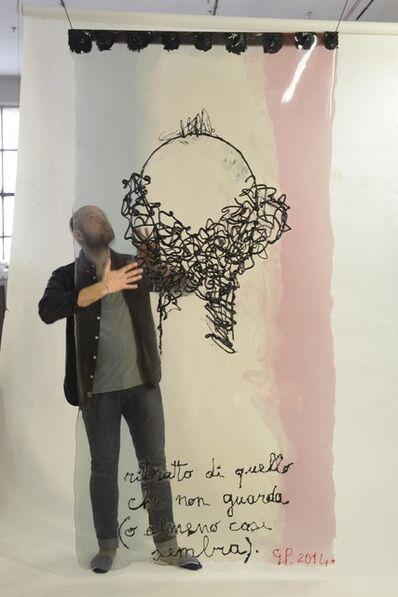 Gaetano Pesce, 'Ritratto di quello che non guarda (o almeno cosi' sembra...)', 2014