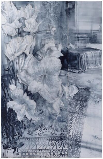 Julio Vaquero, 'Grandes seres blancos', 2019-20