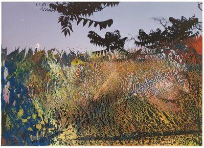Gerhard Richter, 'Ohne Titel (8.1.89)', 1989