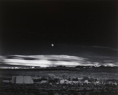Ansel Adams, 'Moonrise, Hernandez, NM', 1941