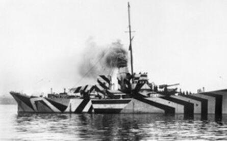 Carlos Cruz-Diez, 'HMS KILDWICK'