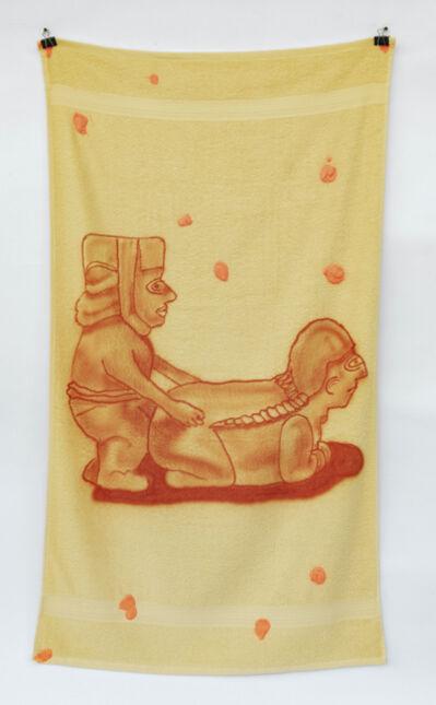 Radamés 'Juni' Figueroa, 'Erotic Beach Towel #3', 2020