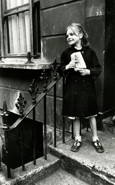 Roger Mayne, 'Girl, Southam St.', 1961-printed 2001