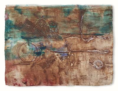 Helen Frankenthaler, 'Parets II', ca. 1987