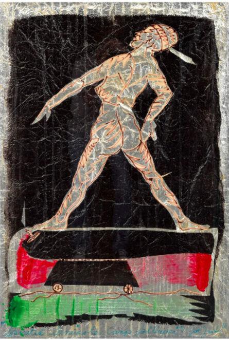 Joe Zucker, 'Spirited Seminole Camp Follower', 1983
