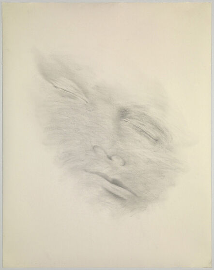 Jaume Plensa, 'Slumberland XVIII (CHloe)', 2014
