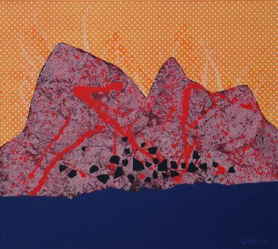 LUKSA PEKO, 'Rocks of Flame', 2013