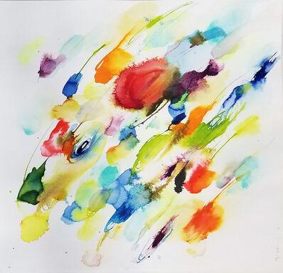 Sun K. Kwak, 'Color rain', 2018
