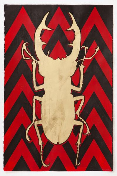 Kendell Geers, 'Wittgensteins Beetle 1626', 2018