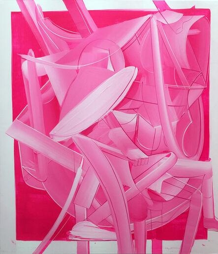 Andrew Holmquist, 'Push Press', 2016