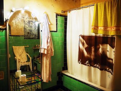 Yolanda Andrade, 'El baño', 2012