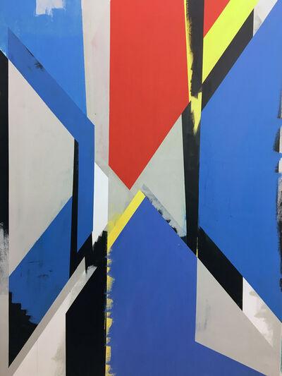 Jaime Gili, 'a406 Loose Guarimba en B', 2017