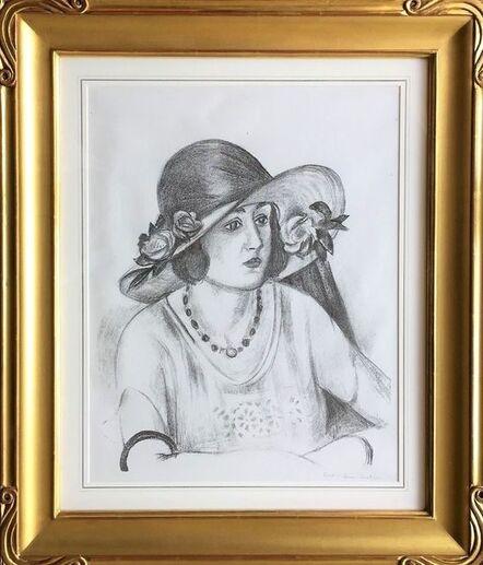 Henri Matisse, 'La Capeline de Paille d'Italie (The Italian Straw Hat)', 1923