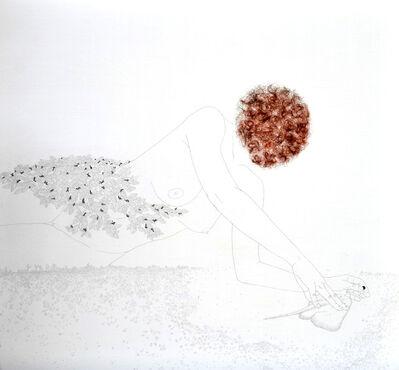 Tamara Ferioli, 'I can feel your heart's end', 2014