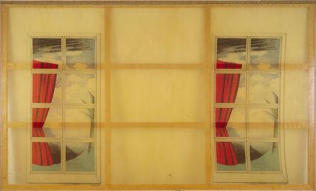 Sigmar Polke, 'Fensterfront', 1994