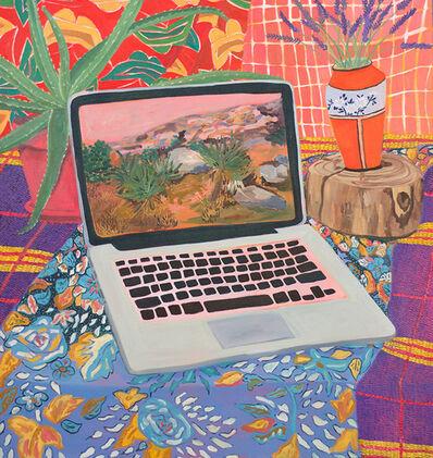 Anna Valdez, 'Laptop with Landscape', 2015