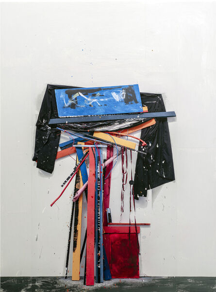 Andre Petterson, 'Monument to a Cloth', 2019