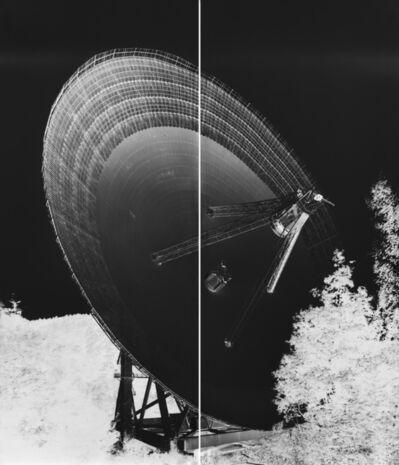 Vera Lutter, 'Radio Telescope, Effelsberg, XII: September 9, 2013', 2013