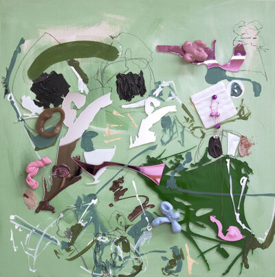 Carmen Neely, 'Quick & Stressful', 2018