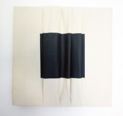 Eugenio Espinoza, 'Rectangulo Negro', 2006